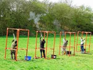 Oundle Young Farmers 2016 Charity Clay Shoot